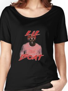 Lil Boat! Women's Relaxed Fit T-Shirt