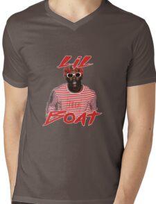 Lil Boat! Mens V-Neck T-Shirt