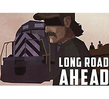 Long Road Ahead Photographic Print