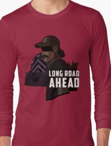 Long Road Ahead Long Sleeve T-Shirt