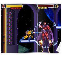 X-Men: Mutant Apocalypse - Wolverine vs. Magneto Poster
