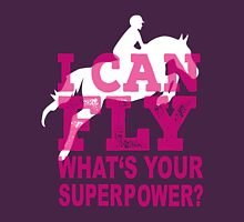 I can fly Womens Fitted T-Shirt