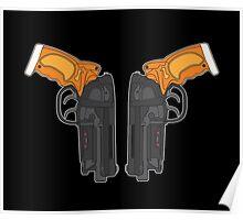 PK5 Blasters Poster