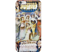 Performing Arts Posters Rose Hill English Folly Co 2748 iPhone Case/Skin