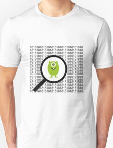 Bug in the code Unisex T-Shirt