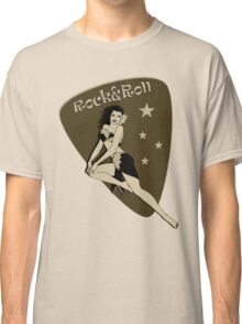 Let The Good Times Rock & Roll! Classic T-Shirt