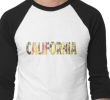 California Men's Baseball ¾ T-Shirt