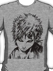 Gaara from the Hidden Sand Village  T-Shirt