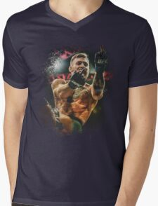 Conor McGregor - Fingers Mens V-Neck T-Shirt