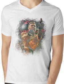 Conor McGregor - Fingers Mens V-Neck T-Shirt