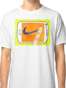 Just Post It Classic T-Shirt