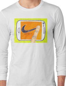 Just Post It Long Sleeve T-Shirt