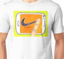 Just Post It Unisex T-Shirt