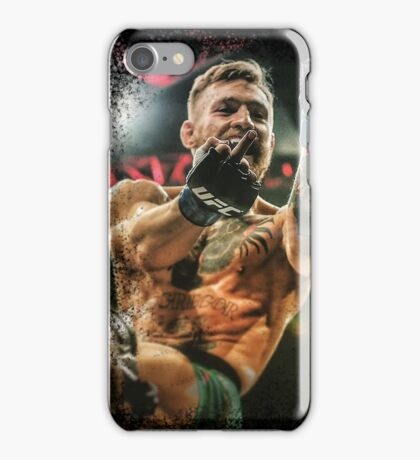 Conor McGregor - Fingers iPhone Case/Skin