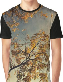 A Day in Autumn Graphic T-Shirt
