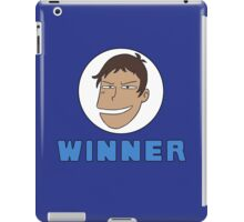 Lance Winner lol iPad Case/Skin