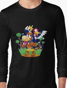 ~ Banjo-Kazooie & Duck Hunt ~ Long Sleeve T-Shirt