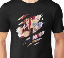 Yoko Littner Nia Teppelin Anime Manga Shirt Unisex T-Shirt