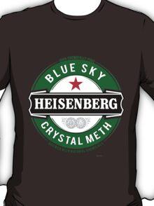 Breaking Bad | Heisenberg: 100% Chemically Pure T-Shirt