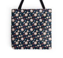 Nightflowers Tote Bag