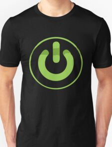 Geek tech power Unisex T-Shirt
