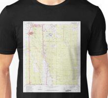 USGS TOPO Map Arizona AZ Tucson SW 313844 1983 24000 Unisex T-Shirt