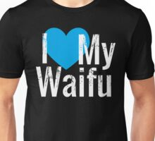 I Love My Waifu Unisex T-Shirt