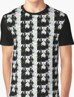 RAIK, Dackel in Farbe, dog with bubbles Graphic T-Shirt