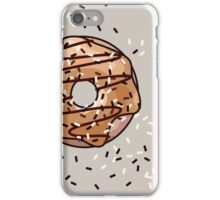 Carmel Donut iPhone Case/Skin