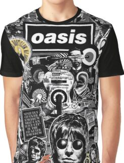 New Oasis Graphic T-Shirt