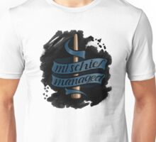 Mischief Managed - Ravenclaw Style Unisex T-Shirt