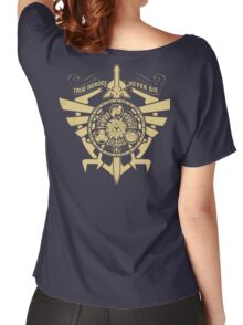 True Heroes - Never Die Women's Relaxed Fit T-Shirt