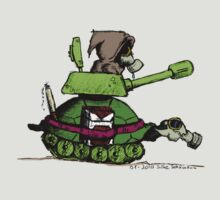 Four Horsemen - War T-Shirt