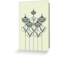 Blooming Winter 2 Greeting Card