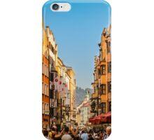 Innsbruck Street iPhone Case/Skin