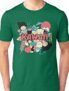 Kawaii Japanese Style Cuteness Design  Unisex T-Shirt