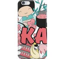 Kawaii Japanese Style Cuteness Design  iPhone Case/Skin