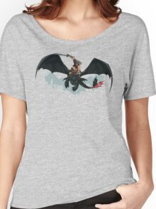Dragon Rider Women's Relaxed Fit T-Shirt