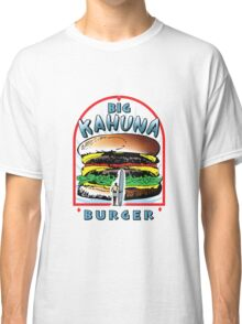 "Big ""KAHUNA"" Burger On Sesame Light Classic T-Shirt"