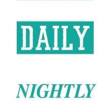 Hustle Daily by shanin666