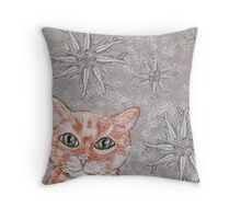 Tigger's Christmas Wish Throw Pillow