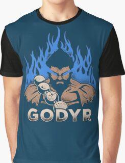 Godyr- Geek T-shirt Graphic T-Shirt