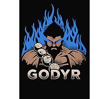 Godyr- Geek T-shirt Photographic Print