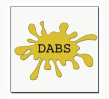 Dabs Oil Splatter T-Shirt