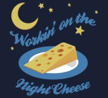 Night Cheese Kids Tee