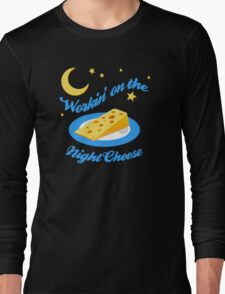 Night Cheese Long Sleeve T-Shirt