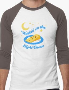 Night Cheese Men's Baseball ¾ T-Shirt