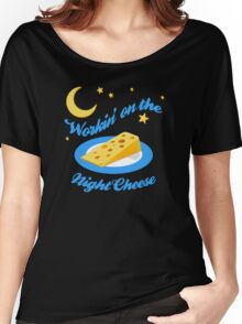 Night Cheese Women's Relaxed Fit T-Shirt