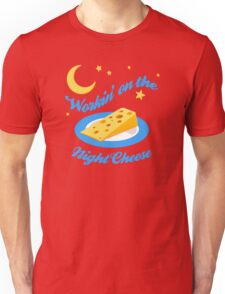 Night Cheese Unisex T-Shirt