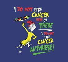 cancer t-shirt 2 Unisex T-Shirt